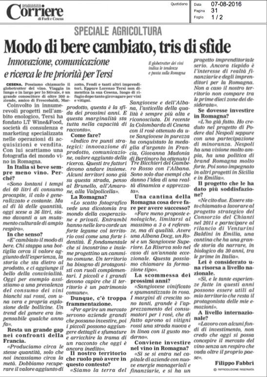 Corriere Romagna